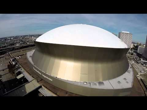 The Dome & The Arena!