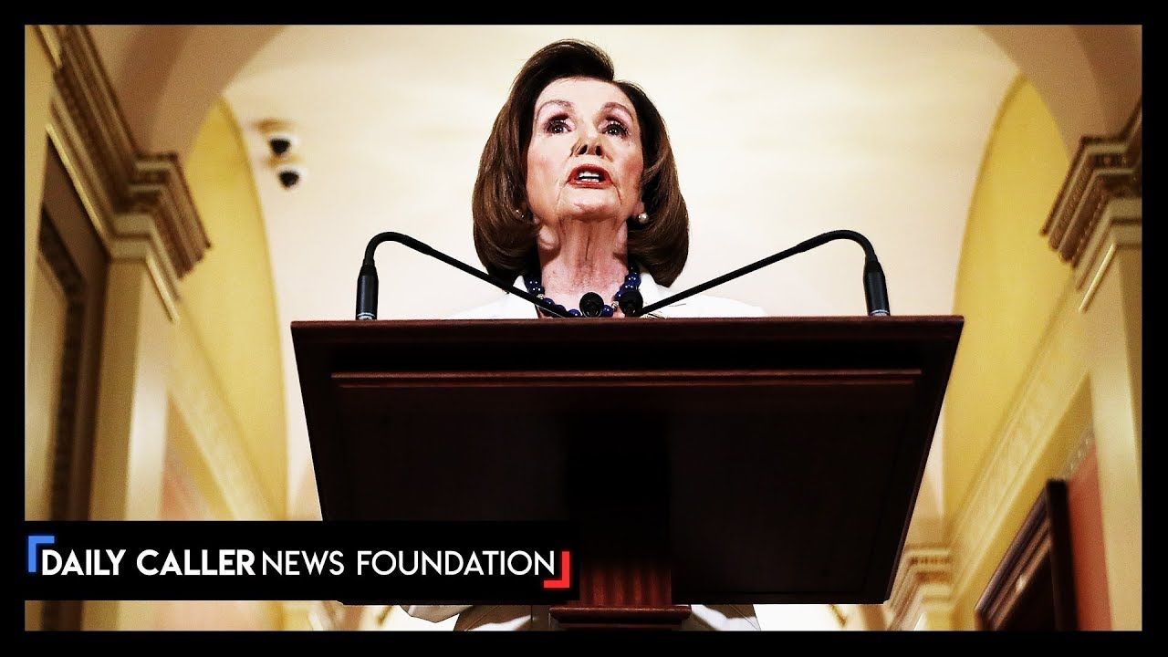 Nancy Pelosi Green Lights Impeachment - DC Shorts