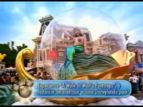 Disneyland   Vacation Planning Guide 2002   Canadian Version