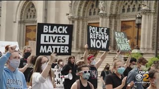 Protesters March Through Oakland