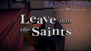Я как президетн попал в комедиийный сериал(Saints Row 4)