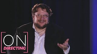 Guillermo Del Toro Is The Voice For His Monsters In Pan's Labyrinth   Life In Pictures