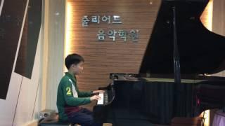 방호민(초4-홍련의화살)줄리어드음악학원