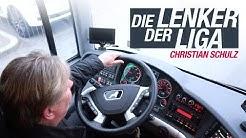 """BVB-Busfahrer Christian """"Schulle"""" Schulz steuert den Westfalen-Express"""