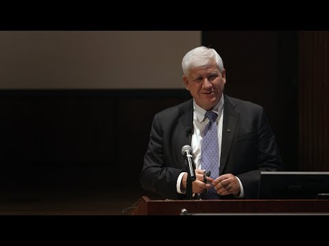 The Second Annual Einstein-Montefiore Presidential Lecture: William R. Jacobs, Ph.D., Lecture (3of3)