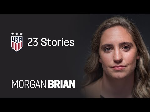 One Nation. One Team. 23 Stories: Morgan Brian - YouTube