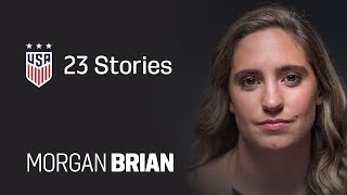 ONE NATION. ONE TEAM. 23 Stories: Morgan Brian
