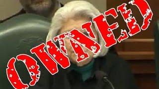 Gun Grabbing Lib Senator DESTROYED by Pro-Gun Texas Mom