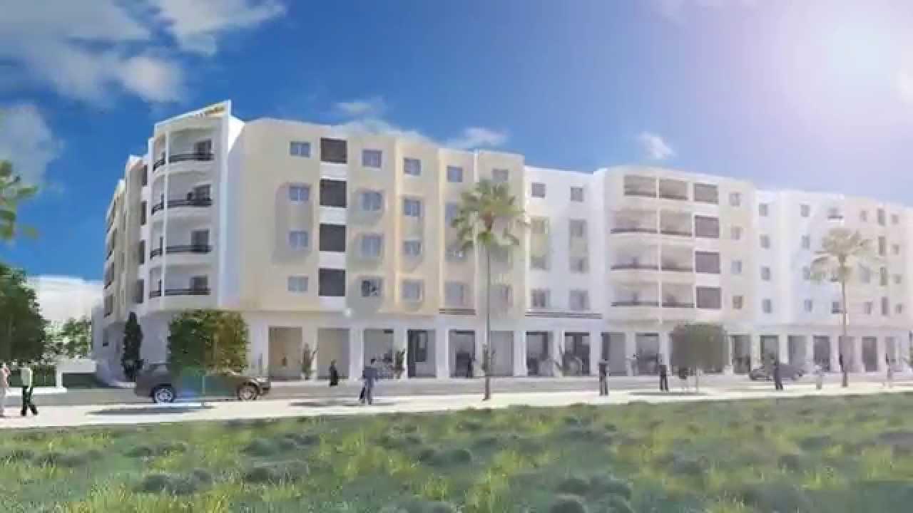 Residence Les Jardins De La Medina Groupe Soroubat Youtube