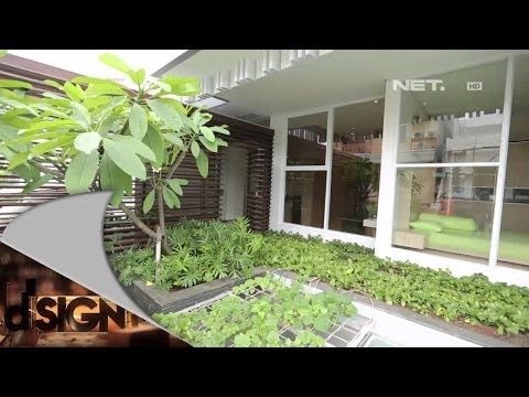 Dsign-Green Urban House