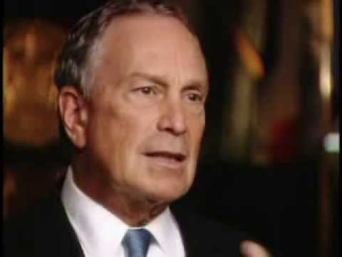 Mayor Bloomberg: It's hard to differentiate where NYU stops and NYC starts