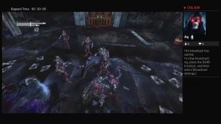 Batman arkham city harly queens revenge