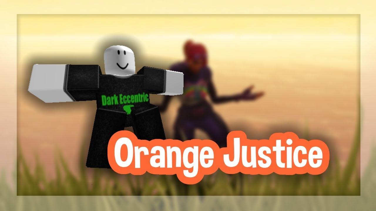 Roblox Script Showcase Episode 1178 Orange Justice Youtube