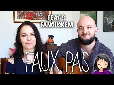 POKÁČ - FAUX PAS feat s fanouškem #01, Verča Wildová