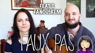 POKÁČ - FAUX PAS (feat s fanouškem #01, Verča Wildová)