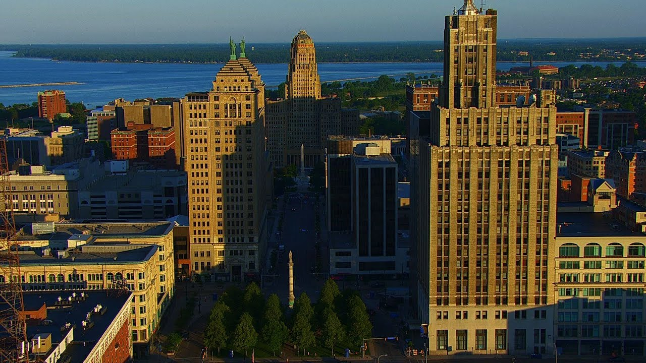Buffalo: America's Best Designed City - YouTube