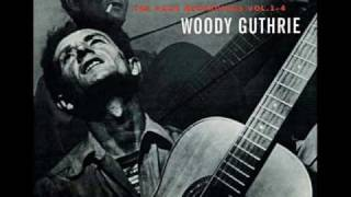 Woody Guthrie - Goin Down The Road Feelin Bad  (the Asch Recordings)