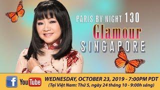 Tâm Tình với Danh Ca Hoàng Oanh & nói về PBN130 in Singapore