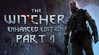 The Witcher: Enhanced Edition (PC) | Playthrough - #1 [Live Archive]