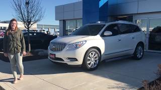 2015 Buick Enclave with Leather | Lanoue Price: $34,900