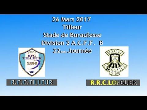 Résumé RFC Tilleur RRC Longlier
