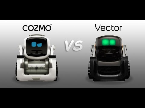 Anki Cozmo VS Vector   What is the difference