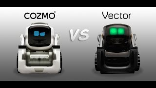 Anki Cozmo VS Vector | What is the difference