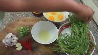 Thai Food Recipe: Shrimp Paste Dipping Sauce