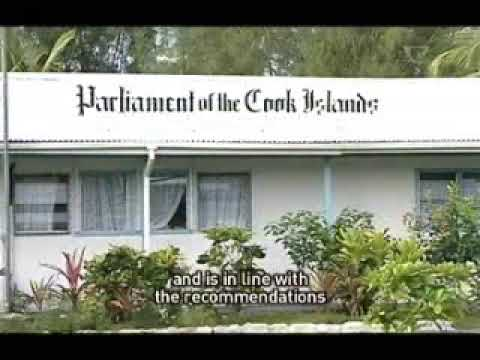 Cook Islands government require Te Reo as part of immigration process Te Karere Maori News 6 Nov 2009 TVNZ