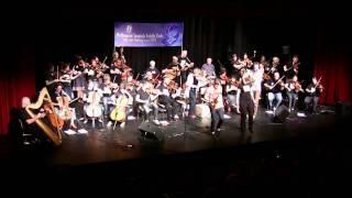 "Melbourne Scottish Fiddle Club performs ""Miss Thompson"