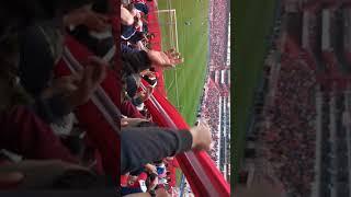 Gol de Gigliotti + final del partido independiente 3 vs colon 0