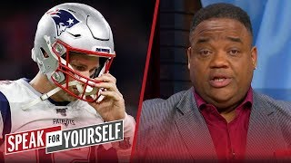 Whitlock predicts the collapse of the Patriots' dynasty, talks AB | NFL | SPEAK FOR YOURSELF