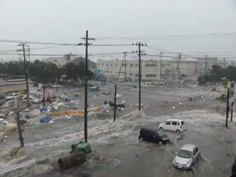 2011 Japan Tsunami: Ishinomaki [stabilized with Deshaker]