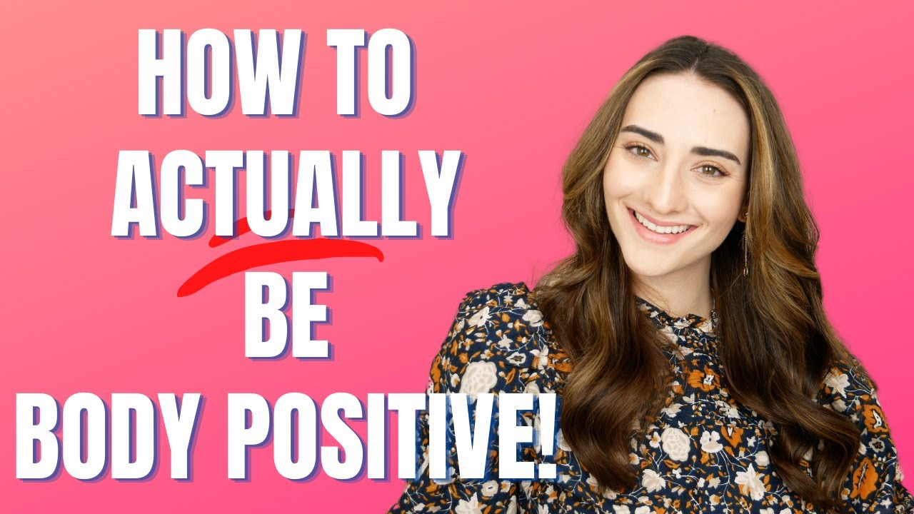 I Learned To LOVE The Way I Look. Here's How YOU Can Too! || Sharing my INSECURITIES...