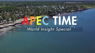 11/14/2018  World Insight 'APEC Time' Special, Episode 1