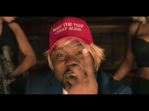 Donald Trap - Make The Trap Great Again by CUB Da CookUpBoss (OFFICAL VIDEO)