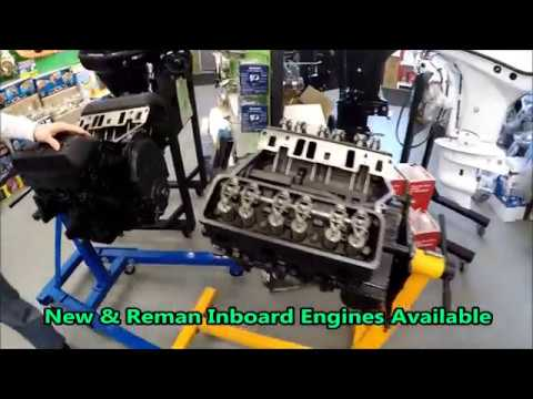 Engine Replace with JS Prop/New Coast Marine (Don't Worry, Be Happy)