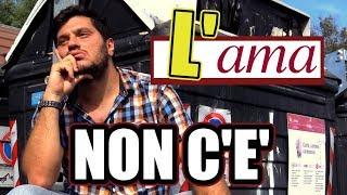"""L' Ama non C'è [parodia """"Laura non C'è"""" by Nek] - Federico Saliola Video"""