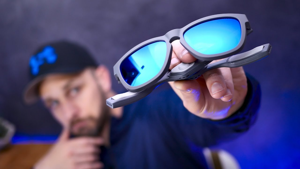 62315dcac67a Top 12 Bone Conduction Glasses to Try in 2019 (3 to Avoid) – 100BuyTech