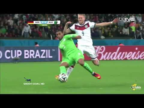 Algeria vs Allemagne - 2014