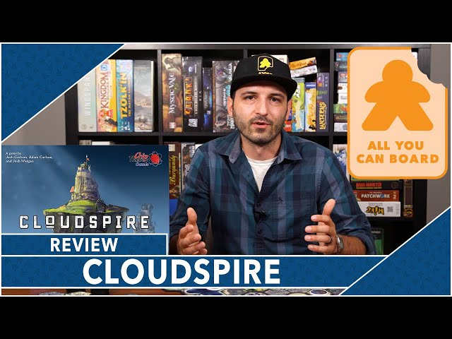 Cloudspire Review | One of the Most Demanding (Yet Rewarding) Games We've Played