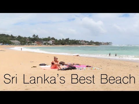 Unawatuna Beach, Galle, Sri Lanka | Sri Lanka's Best Beach