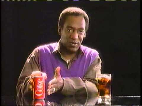 1984 Bill Cosby Coke Commercial 1 YouTube