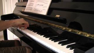 J.S.Bach - Prelude and Fugue n.2 in C minor BWV847
