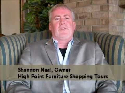 Introducing High Point Furniture Shopping Tours   NC