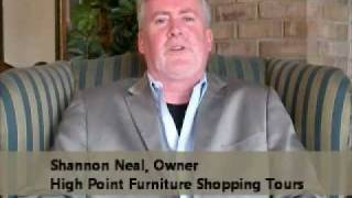 Introducing High Point Furniture Shopping Tours - Nc