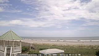Preview of stream View from Holden Beach Vacations, NC, USA