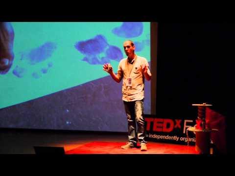Dar vida ao lápis: José Vieira at TEDxFeira