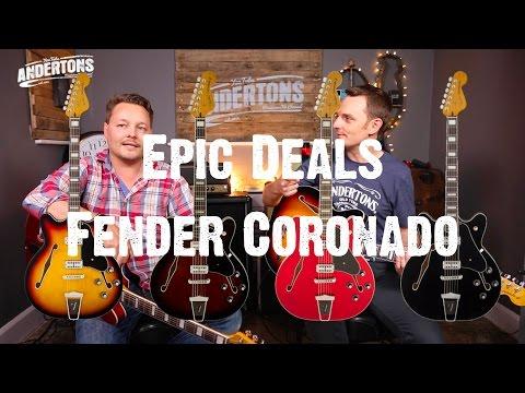 Epic Deals - Fender Coronado