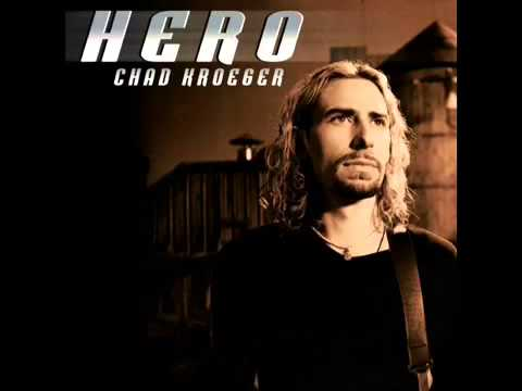 Chad Kroeger HERO ft Josey Scott